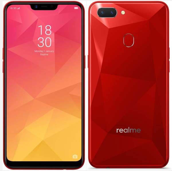 Real Me 2 Red HD