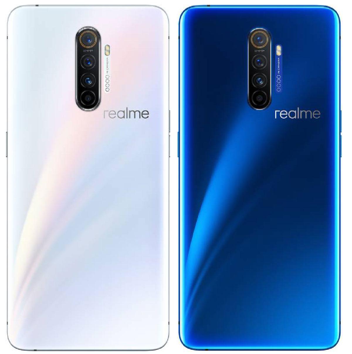 Realme X2 Pro Colors