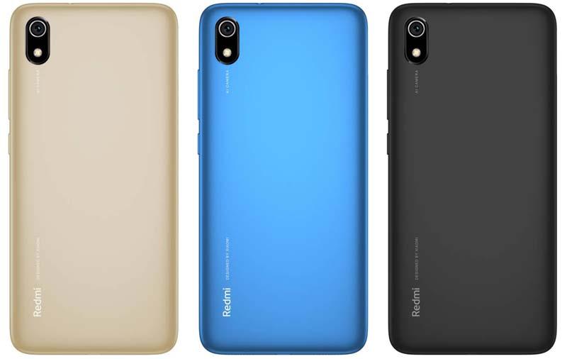 Redmi 7A Colors