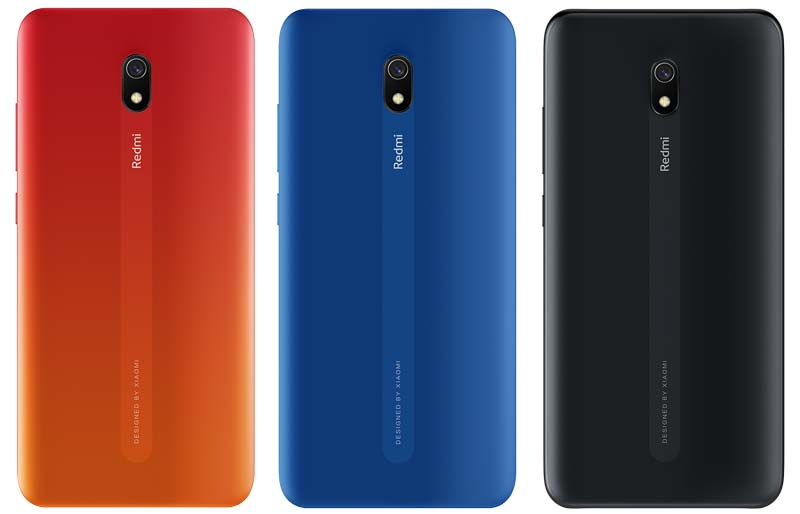 Redmi 8A Colors