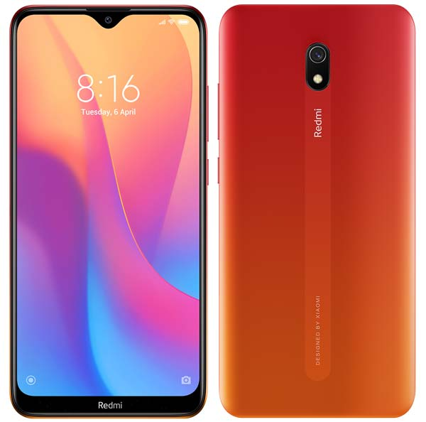 Redmi 8A Red