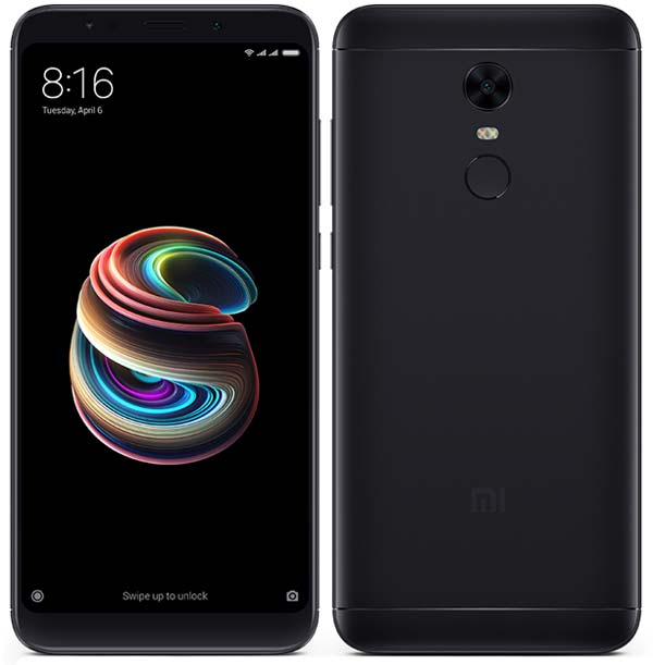 Redmi Note 5 Black