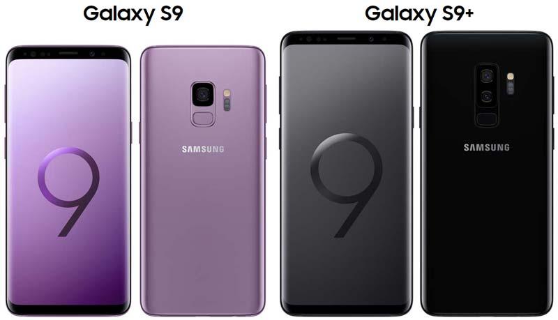 Todo lo que tenés que saber sobre los Samsung Galaxy S9 y S9+