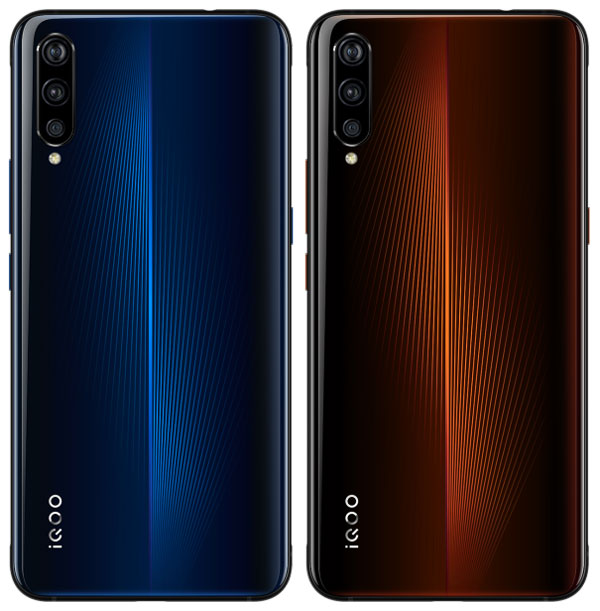 Vivo iQOO Colors