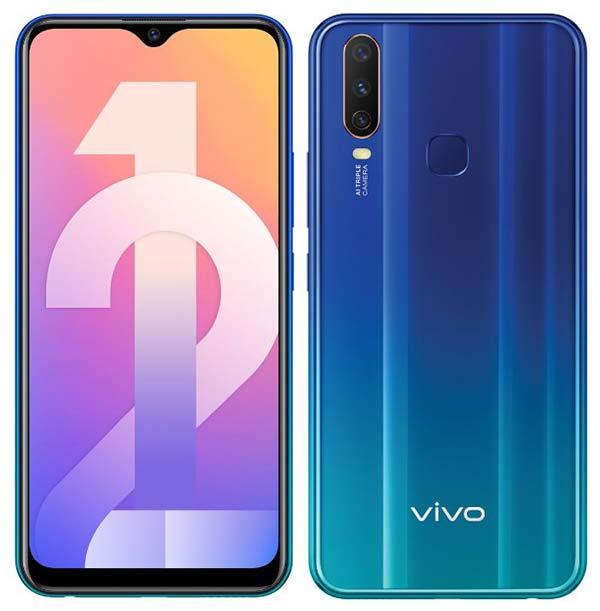Vivo Y12 Blue