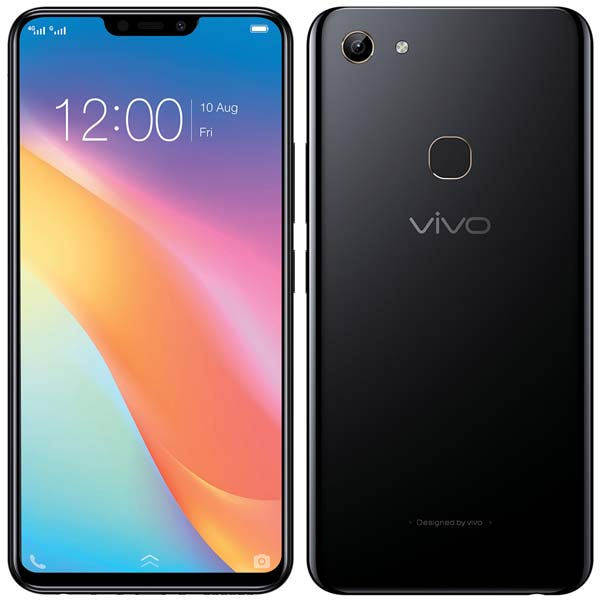 Vivo Y81 Black HD