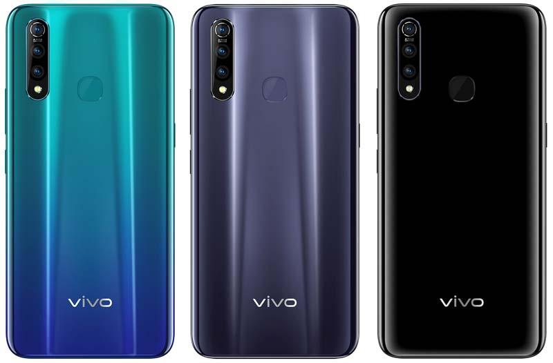 Vivo Z1 Pro Colors